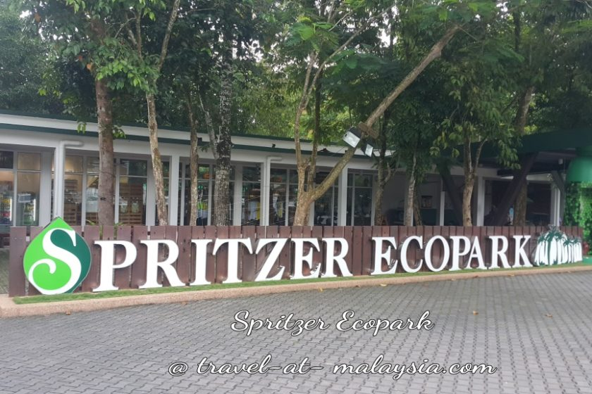 Spritzer Ecopark, Taiping. 18 hole Mini Golf