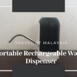 Portable Rechargeable Water Dispenser – MPV Campervan